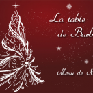 La table de Barbotine Restau – Antiquités